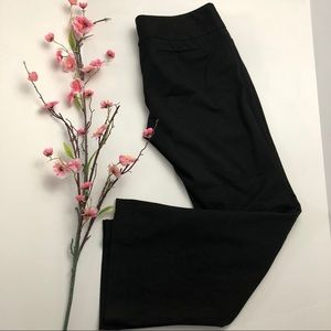 Express editor black slacks